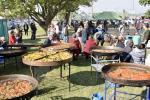 Paella Solidaria en Buceo