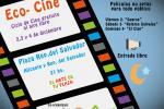 Ciclo de cine gratuito al aire libre en la Plaza República del Salvador