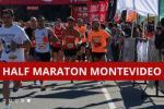 7ma edición de la Half Maraton Montevideo
