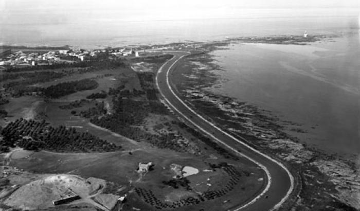 Vista aérea. Año 1930 (Foto 146e FMH.CMDF.IMM.UY)