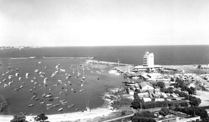 Puerto del Buceo. Año 1963  (Foto 10243 FMH.CMDF.IMM.UY)