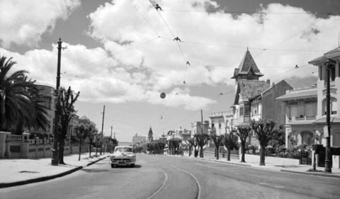 Br. España. Año 1962 (Foto 8910 FMH.CMDF.IMM.UY)