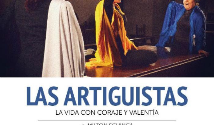 """""""Las Artiguistas"""" en la Iglesia Valdense"""