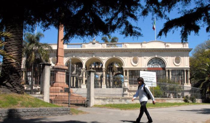Hospital Italiano Umberto 1º.